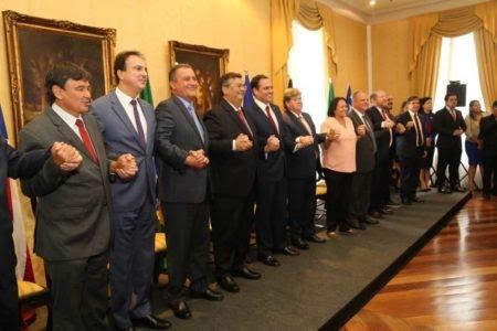 """Governadores do Nordeste rejeitam pontos da reforma da Previdência, mas veem """"debate necessário"""""""